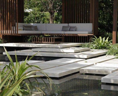 Aestheten-Gartentyp