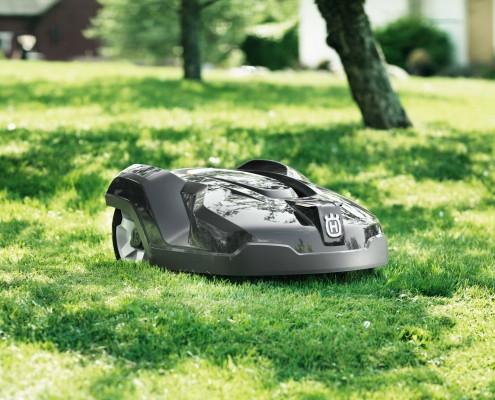 Automower - vollautomatischer Maehroboter