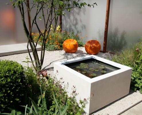 Kleiner Designergarten