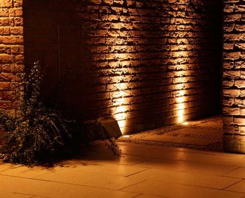 Garten-Beleuchtung