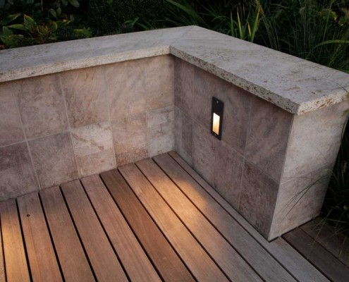 Garten-Lichtakzente-Material