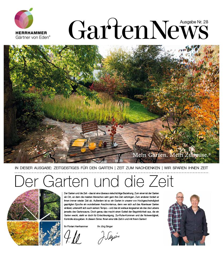 GvE Herrhammer GartenNews 28