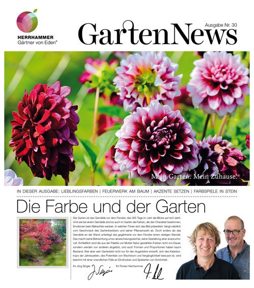 GartenNews Titel Cover
