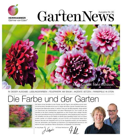 GartenNews Titel Cover
