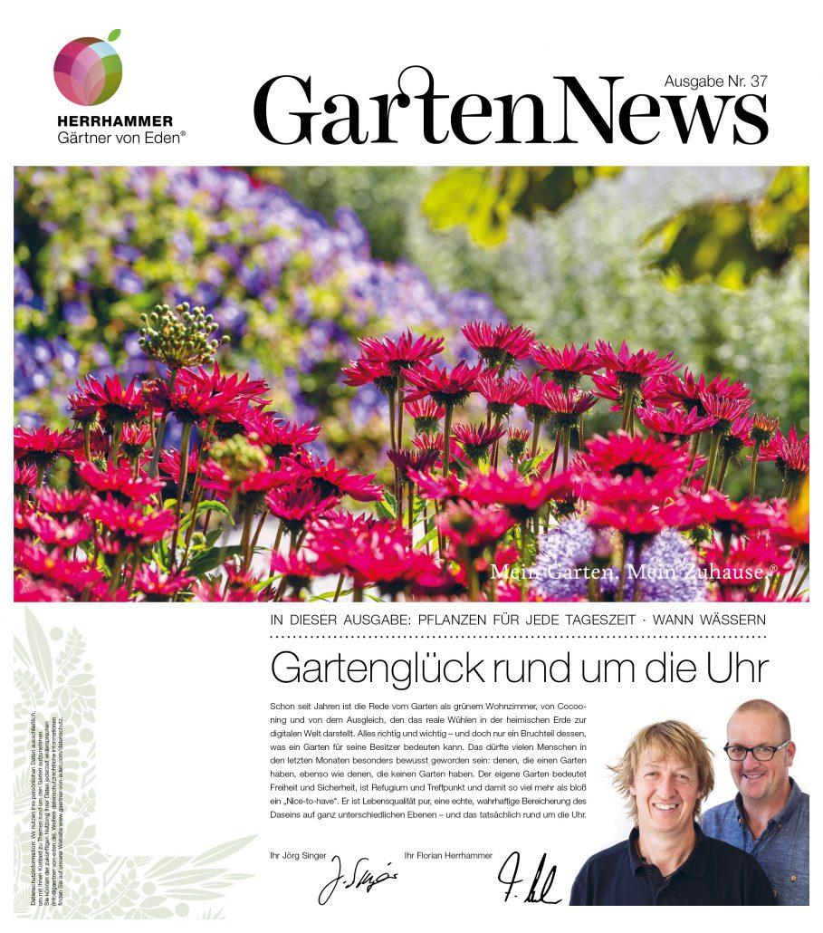 Gärtner von Eden Gartennews 2021