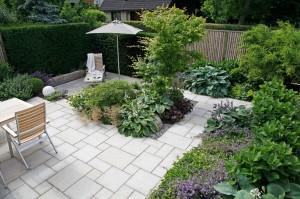 Gartentrend kleiner Garten