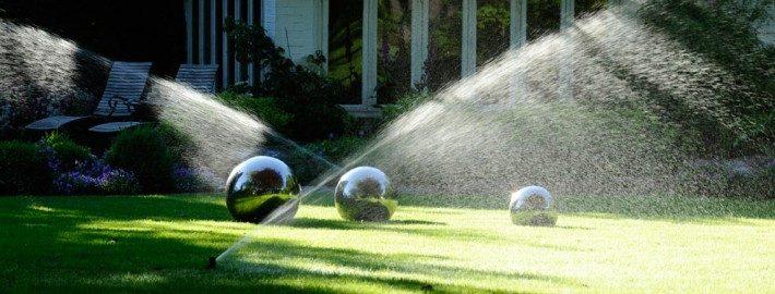 Gartenbewaesserung